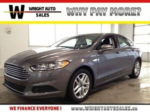 2014 Ford Fusion SE| ECOBOOST| BACKUP CAM| SYNC| 57,876KMS