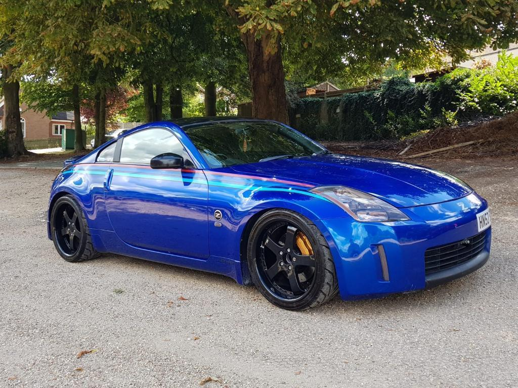 Nissan 350z Road/Track Car Modified Manual