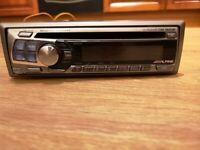 Alpine CDM 9825 RB Car Radio CD Player 200 W