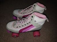 Roller Boots - Ladies Size 6