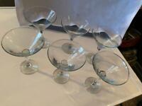 Cocktail Glasses (Set of 6 or 12)