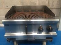 Lincat commercial Grill, Two burner