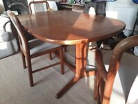 Table and chairs, open to offers!