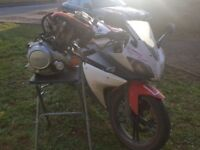 2008 yzf r125 engine for sale
