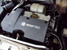 Saab 2.2 Tid, Vauxhall Vectra, Signum 2.2 Dti Engine (2004)