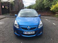 Vauxhall corsa vxr for sale 1.6 Turbo