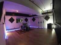 Permanent Rehearsal Space Available Shared all inc