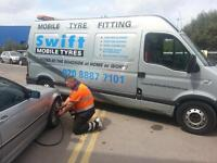 MOBILE TYRE FITTERS URGENTLY REQUIRED - LONDON
