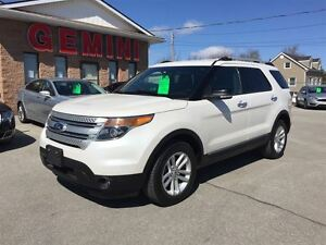 2015 Ford Explorer XLT 4x4 Leather Navi Camera