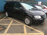 Chrysler voyager 2005 year 7 seater 80000 miles