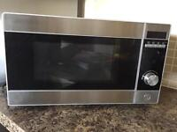 Oven and Grill Microwave