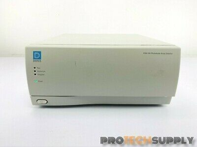 Dionex Pda-100 Hplc Optical Deuterium Tungsten Photodiode Array Detector