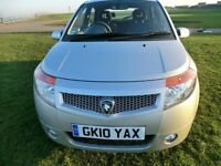 2010 PROTON SAVVY STYLE S-A SILVER , 19000 miles , 2 owners , delivery to all UK
