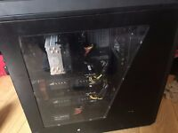 Custom Built Gaming PC - Early 2015 - SLI GTX 680 - I7-3770k etc