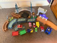 Paw Patrol Train Set