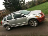 Dodge, CALIBER, Hatchback, 2007, Manual, 1798 (cc), needs engine