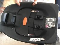 Baby car seat base (isofix) for cybex car seats