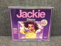 Rare Jackie Disco 3 CD music BOXSET retro vintage 65 tracks like new SDHC