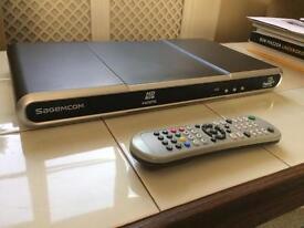 HD Freesat Recorder Set Top Box