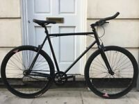 FIXIE ROAD BIKE FOR SALE - BRAND NEW - FIXED GEAR AND FREE WHEEL