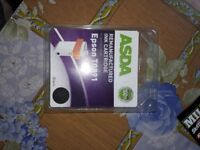 Asda Epson ink black T0891