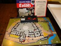 Escape from Colditz. Classic 70's / 80's board game.