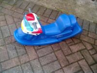 Little Tikes Police Sounds Rocker - Roundhay Park Leeds 8 Can Deliver