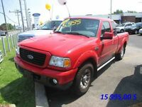 2009 Ford Ranger 4WD Super Cab SPORT 4X4 ***INSPECTION 62 POINTS