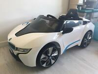 BMW spider 12V electric car