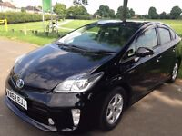 Toyota Prius T4 2012 Like New 1 Year MOT 1 Owner SAT NAV Reverse Camera - P/x welcome