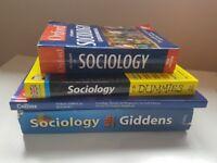 4 sociology books