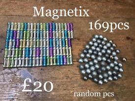 Magnetix & Geomag sets