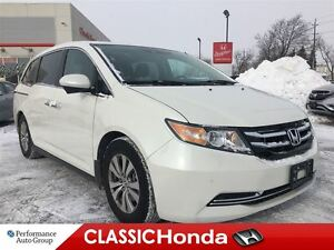 2016 Honda Odyssey EX-L | REAR DVD | LEATHER | 8 PASSENGER |