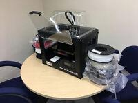 Makerbot Replicator 2X Experimental 3D Printer and Filaments