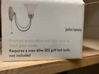 Wall Lights by John Lewis