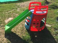Toddler unisex slide