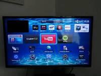 SAMSUNG 40inch LED 3D Smart tv