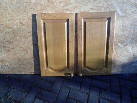 Solid Oak Kitchen Door Fronts