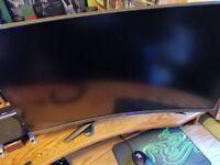 "ASUS ROG STRIX XG32VQ 32"" 2560x1440 FreeSync/G-Sync 144Hz Gaming Widescreen 1800R Curved LED Monitor"