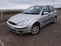 Ford Focus 1.6 i 16v LX petrol from 2003