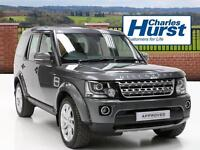 Land Rover Discovery SDV6 HSE (grey) 2015-10-22