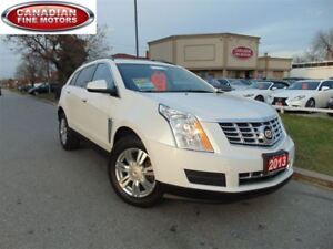 2013 Cadillac SRX PANO-LEATHER-BLUETOOTH