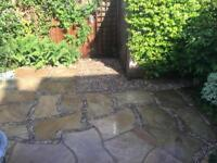 Fencing, paving, decking, artificial grass, turfing,brick work