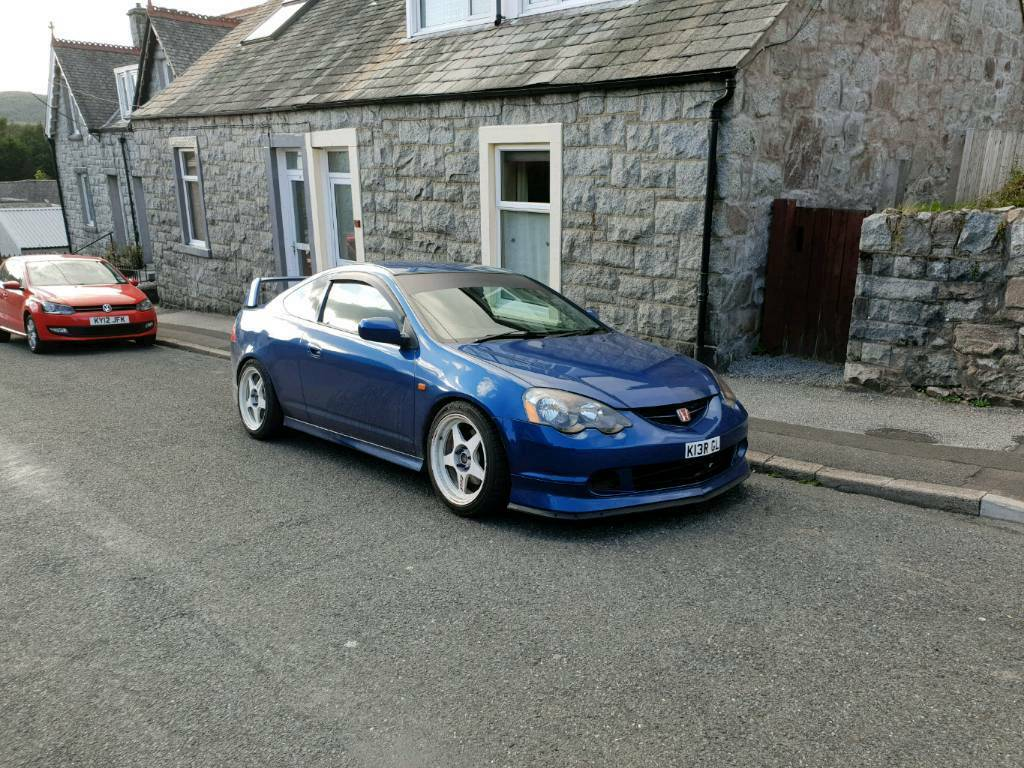 Honda Integra Type R Dc5 Good Spec Regamaster Kpro Px Evo In