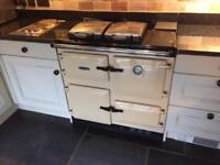 Rayburn (by Aga) 400GL PX (PF) natural mains gas cooker