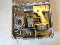 Dewalt Drill & Case