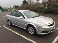 09 REG VAUXHALL VECTRA EXCLUSIVE 1.9 DIESEL AUTO 5 DOOR AUTOMATIC PRIVATE PLATE