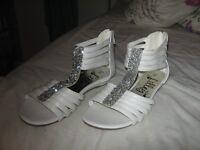 ladies gladiator shoes uk 6