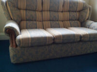 3-seater sofa, completely unmarked