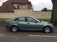 Bmw 316i se 4dr saloon facelift model 2004